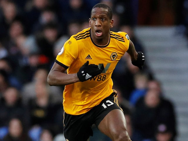 Willy Boly Wolves