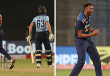 Prasidh Krishna Bowls A Toe Crushing Yorker To Dismiss Jos Buttler