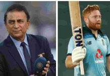 Jonny Bairstow Has Hit Back To Sunil Gavaskar Due To This Reason