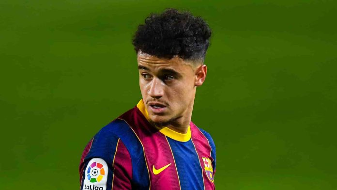 Phillipe Coutinho In Line For Return To EPL; Barcelona Slap A Price Tag